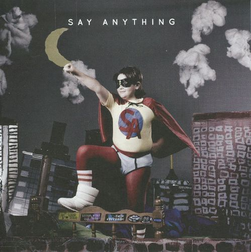 Say Anything [CD] 9532758