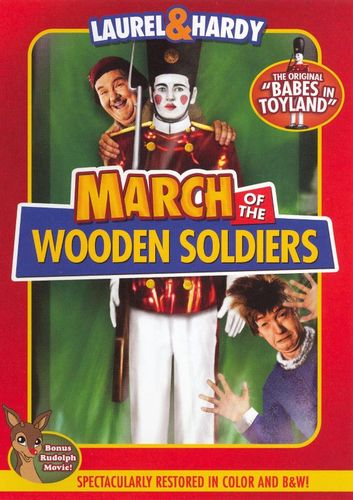 March of the Wooden Soldiers [DVD] [1934] 9537593