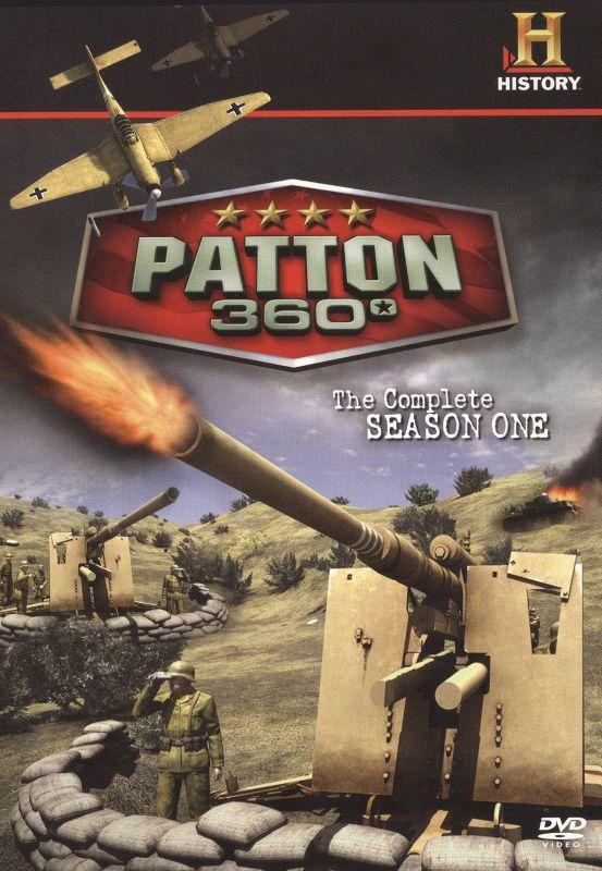 Patton 360: The Complete Season One [3 Discs] [DVD] 9537691