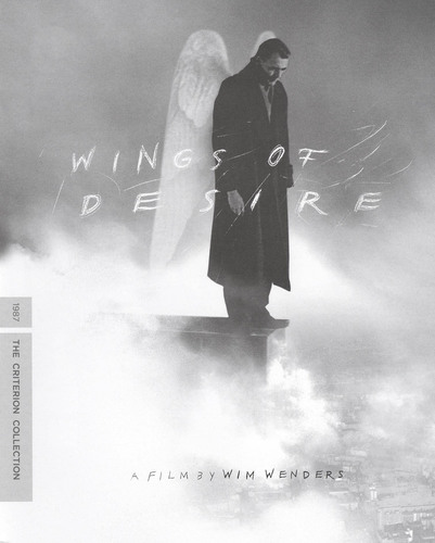 Wings of Desire [Criterion Collection] [Blu-ray] [1987] 9537833