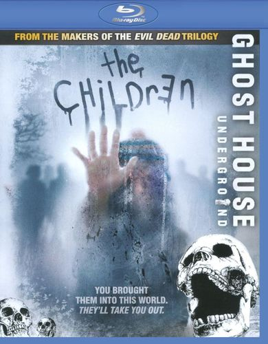 The Children [Blu-ray] [2008] 9540749