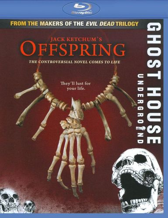 Offspring [Blu-ray] [2008] 9540758