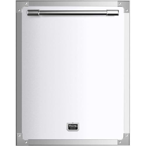 Viking - Tuscany Door Panel for Viking Dishwashers - Antique White