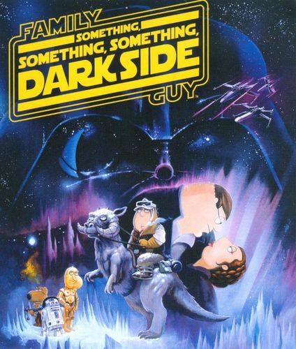 Family Guy: Something, Something, Something Darkside [2 Discs] [Includes Digital Copy] [Blu-ray] 9543498