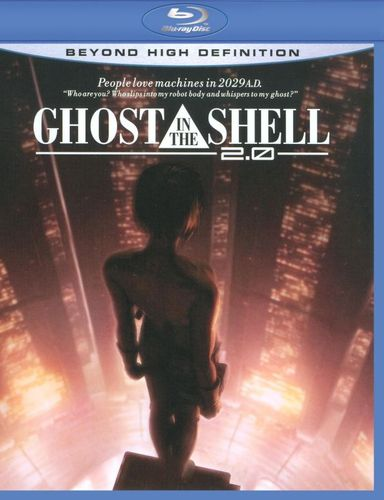 Ghost in the Shell 2.0 [Blu-ray] [1996] 9543746