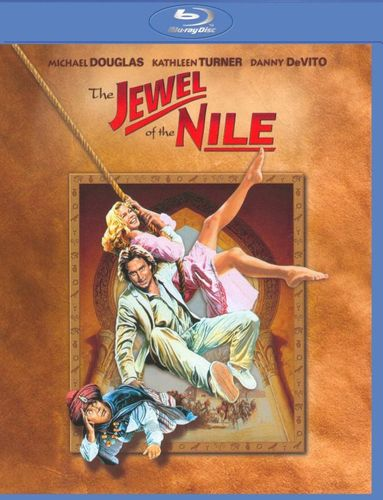 The Jewel of the Nile [Blu-ray] [1985] 9548992