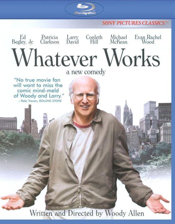 Whatever Works [Blu-ray] [2009] 9549143