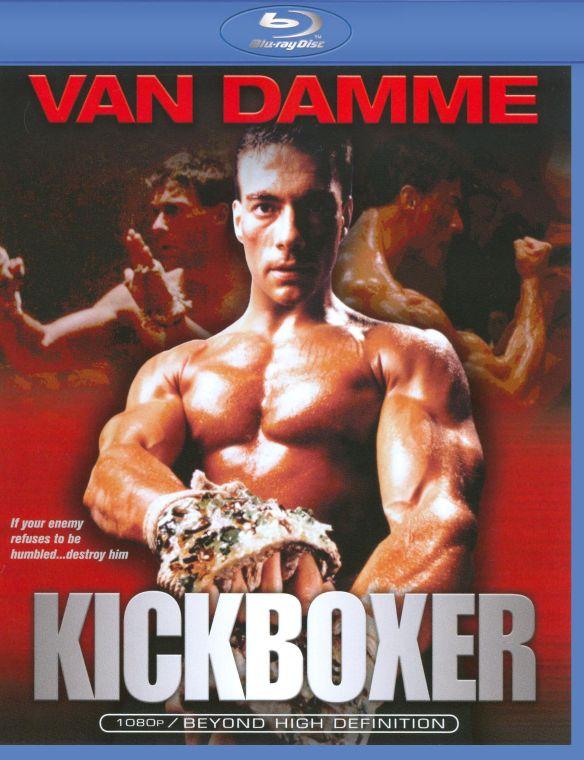 Kickboxer [Blu-ray] [1989] 9561583
