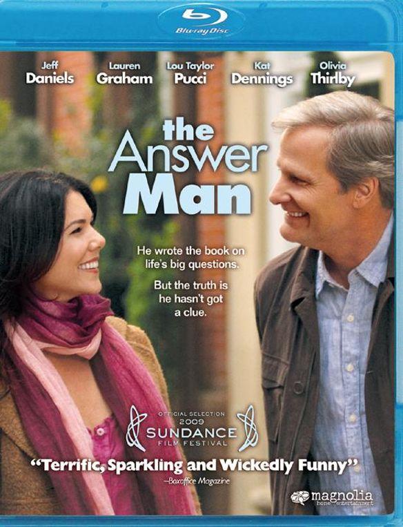 The Answer Man [Blu-ray] [2009] 9562742