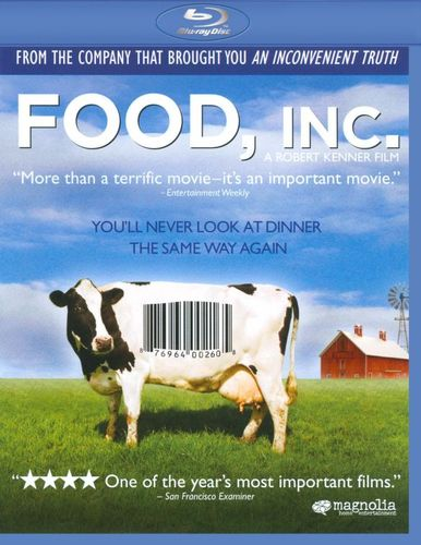 Food, Inc. [Blu-ray] [2008] 9562877