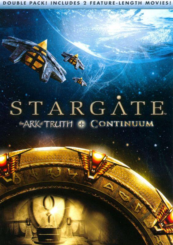 Stargate: The Ark of Truth/Stargate: Continuum [2 Discs] [DVD] 9564009