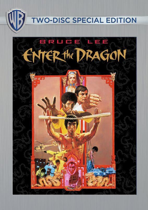 Enter the Dragon [Special Edition] [2 Discs] [DVD] [1973] 9564067