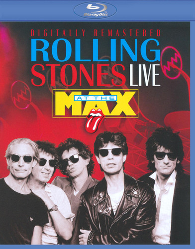 The Rolling Stones: Live at the Max [Blu-ray] [English] [1990] 9565071