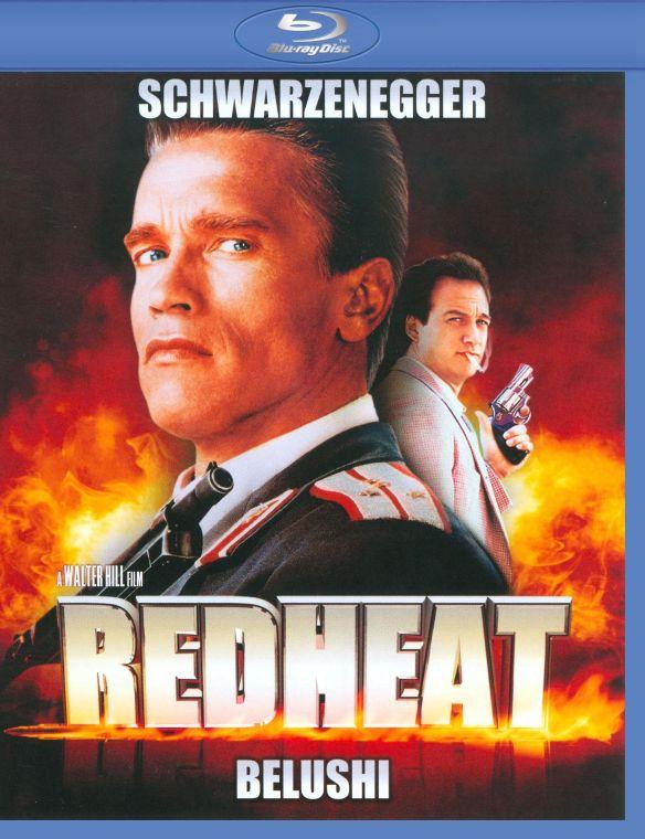Red Heat [Blu-ray] [1988] 9566089