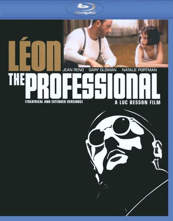 The Professional [Blu-ray] [1994] 9566935