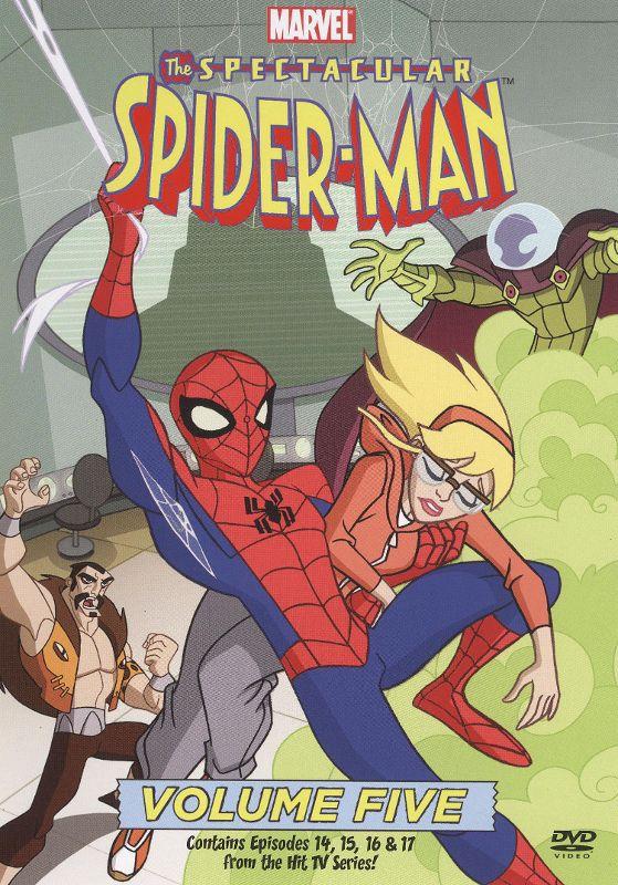 The Spectacular Spider-Man, Vol. 5 [DVD] 9567122