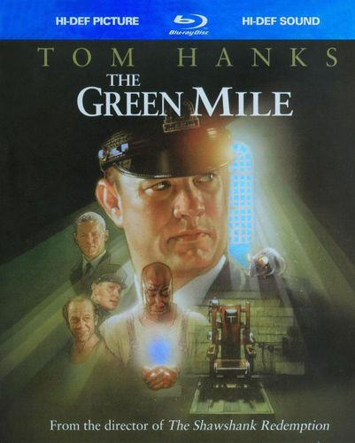 The Green Mile [DigiBook] [Blu-ray] [1999] 9570369