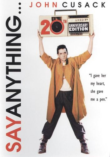 Say Anything [20th Anniversary Edition] [DVD] [1989] 9571153
