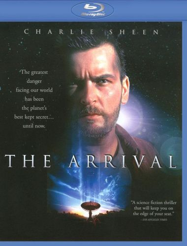 The Arrival [Blu-ray] [1996] 9576559