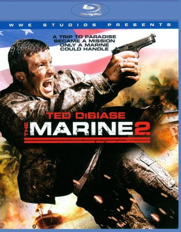 The Marine 2 [Blu-ray] [2009] 9576675