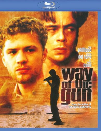 The Way of the Gun [Blu-ray] [2000] 9576782