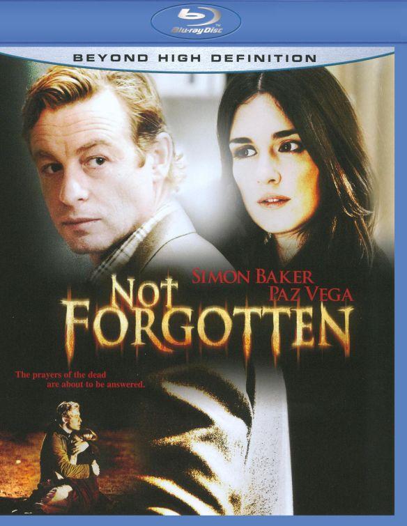 Not Forgotten [Blu-ray] [2008] 9576988
