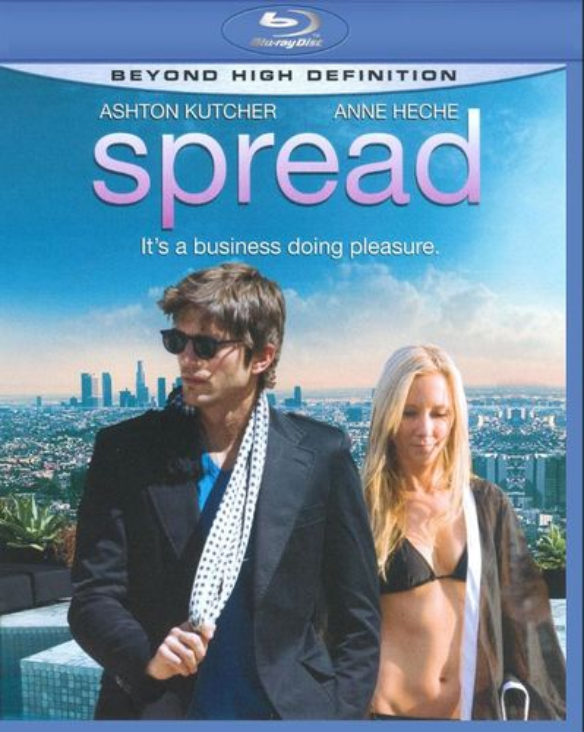 Spread [With Digital Copy] [Blu-ray] [2009] 9576997