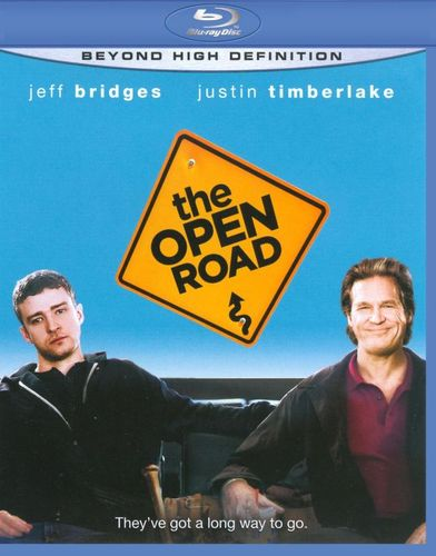 The Open Road [Blu-ray] [2009] 9577371