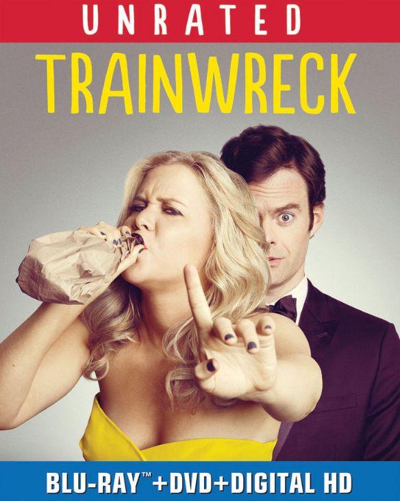 Trainwreck [Includes Digital Copy] [Blu-ray/DVD] [2015] 9588229