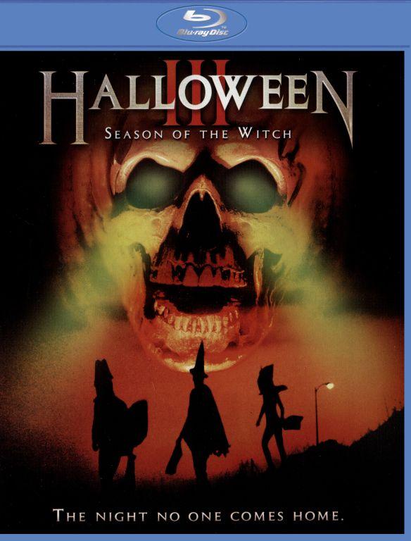 Halloween III: Season of the Witch [Blu-ray] [1982] 9588265