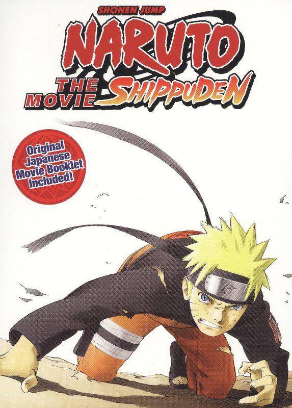 Naruto: Shippuden - The Movie [DVD] [2008] 9589064