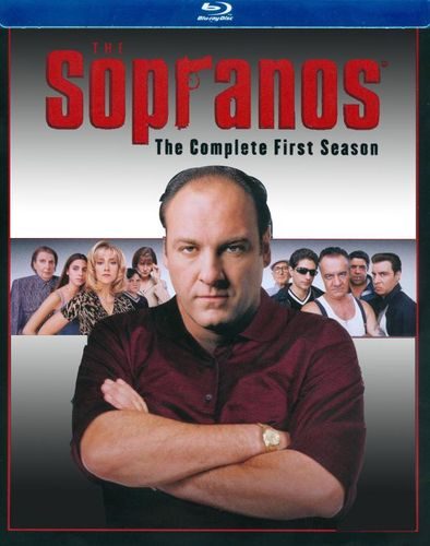 The Sopranos: The Complete First Season [5 Discs] [Blu-ray] 9589073