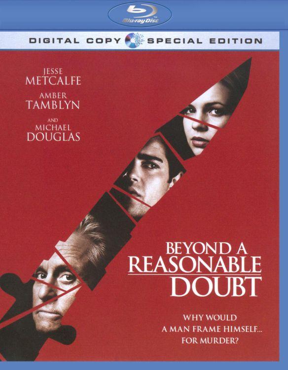 Beyond a Reasonable Doubt [2 Discs] [Blu-ray] [2009] 9589689