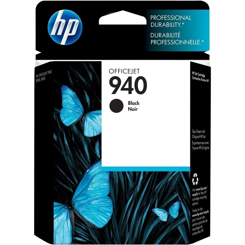HP C4902AN#140 940 Ink Cartridge Black