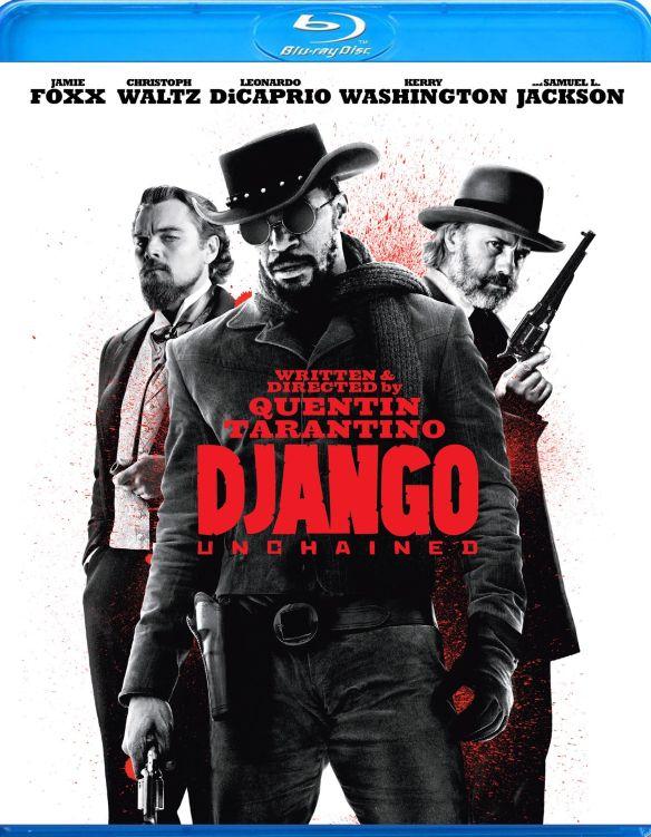 Django Unchained [Blu-ray] [2012] 9599122