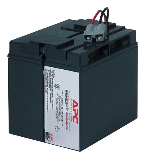 Image of APC - Replacement Battery Cartridge #7 - Black