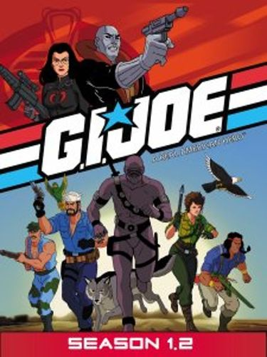 GI Joe: A Real American Hero: Season 1.2 [4 Discs] [DVD] 9610506