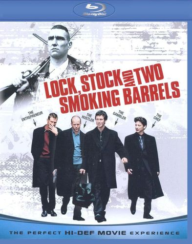 Lock, Stock and Two Smoking Barrels [Blu-ray] [1998] 9616652
