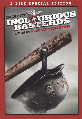 Inglourious Basterds [Special Edition] [Includes Digital Copy] [2 Discs] [DVD] [2009] 9616716