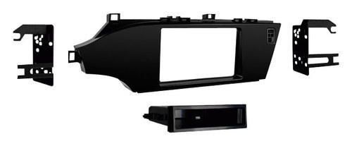 Metra - Dash Kit for Select 2013-2015 Toyota Avalon non-NAV - Black