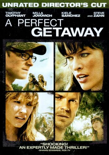 A Perfect Getaway [Unrated/Rated Versions] [DVD] [2009] 9616761