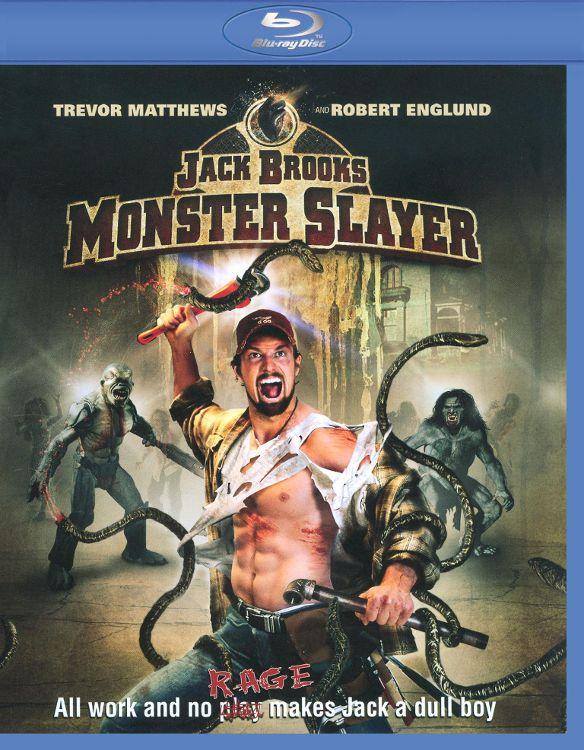Jack Brooks: Monster Slayer [Blu-ray] [2008] 9628117
