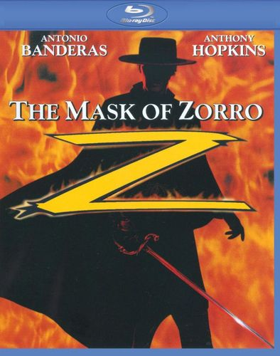 The Mask of Zorro [Blu-ray] [1998] 9628241