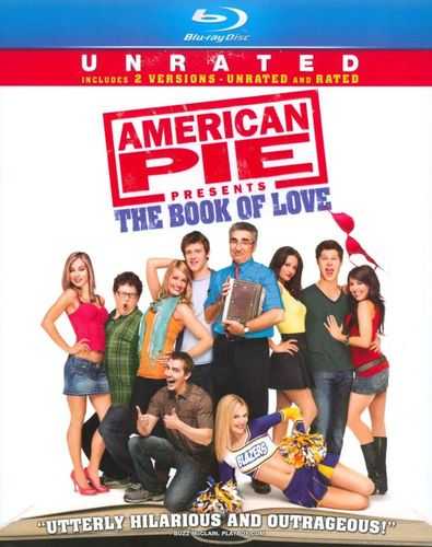 American Pie Presents: The Book of Love [Rated/Unrated] [Blu-ray] [2009] 9629774