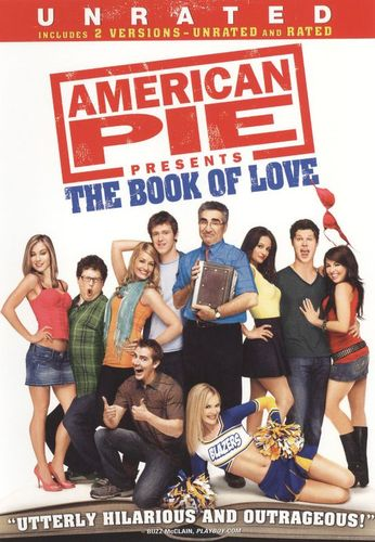 American Pie Presents: The Book of Love [Rated/Unrated] [DVD] [2009] 9629792