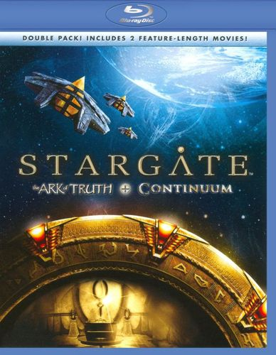 Stargate: The Ark of Truth/Stargate: Continuum [2 Discs] [Blu-ray] 9632996