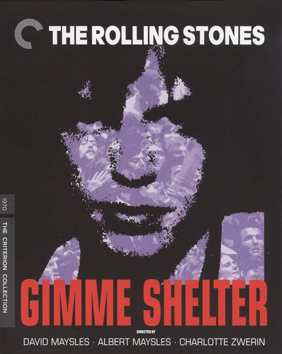 Gimme Shelter [Criterion Collection] [Blu-ray] [1970] 9633561