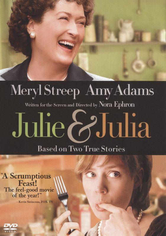 Julie & Julia [DVD] [2009] 9634749