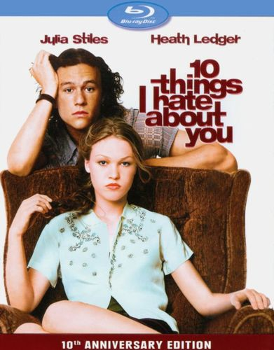 10 Things I Hate About You [10th Anniversary Edition] [Blu-ray] [1999] 9636037