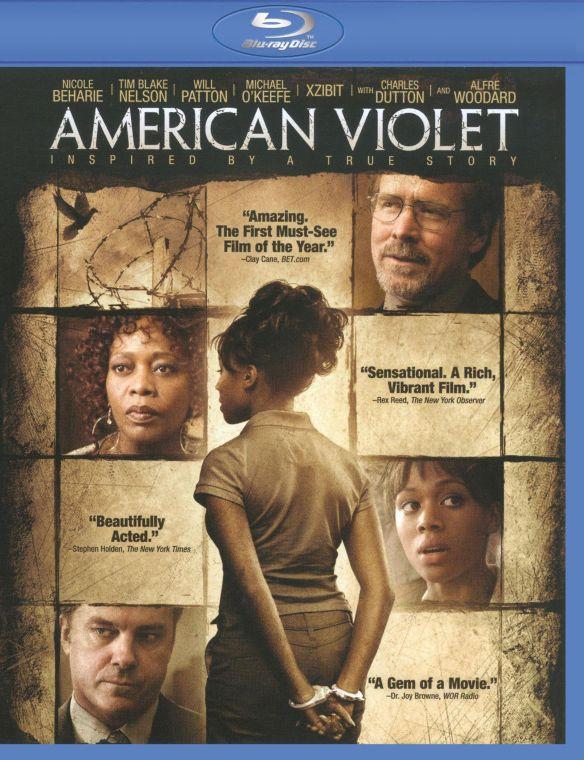American Violet [Blu-ray] [2008] 9639862